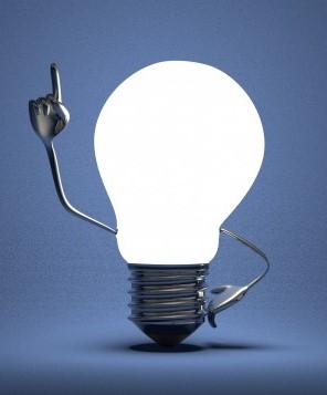 Aha Effekte Finanzberatung Versicherungen Glühbirne